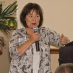 Pam Wohlschlegel, PBC Tea Party
