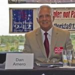 Candidate Dan Amero