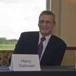 Candidate Harry Gaboian